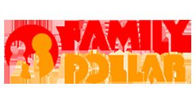 Family Dollar company logo