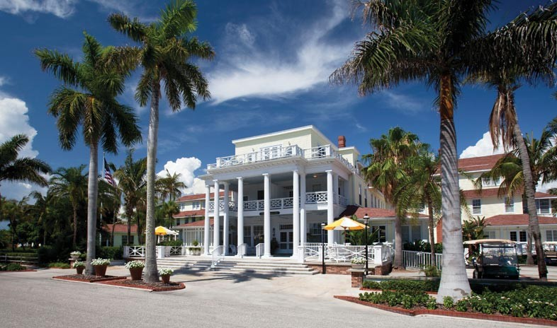 The Gasparilla Inn and Club meetings